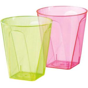 Vaso de chupito en colores - DeFiestaEnCasa