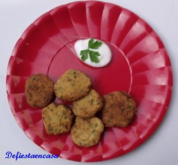 aperitivos árabes