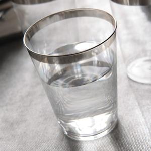 vaso de filo de plata DeFiestaEnCasa
