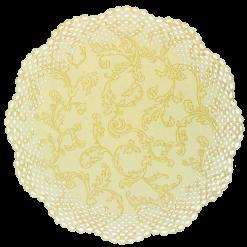 blonda beige oro referencia -DeFiestaEnCasa