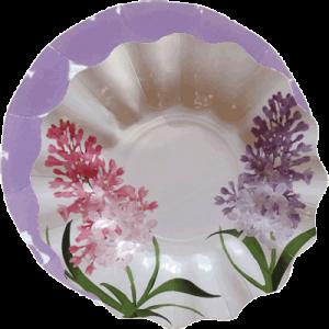 Plato-lila-con-flor-de-lila