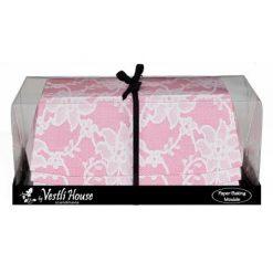 Molde cake Elisabeth pink - DeFiestaEnCasa