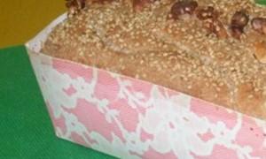 Presentación con molde cake Elisabeth pink - DeFiestaEnCasa