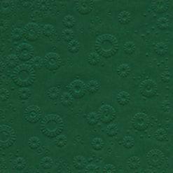 Servilleta con relieve grande en verde botella - DeFiestaEnCasa