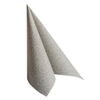 servilleta Casali gris