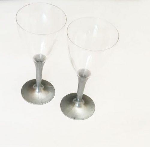 Copas-vino-plata-DeFiestaEnCasa