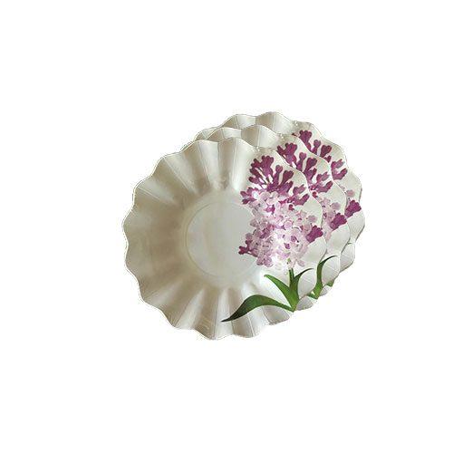 Plato-aperitivo-cartón-Flor-de-Lila