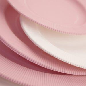 Vajilla Serenety rosa cuarzo 02-DeFiestaEnCasa