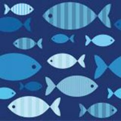 servilleta-blue-fish---DeFiestaEnCasa