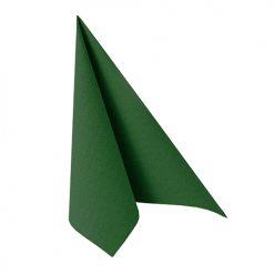 Servilleta premium tela 33-cm-verde