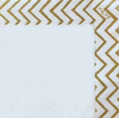 Servilleta-chevron-filo-oro
