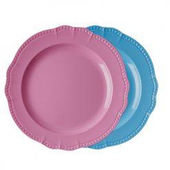 plato melamina colores